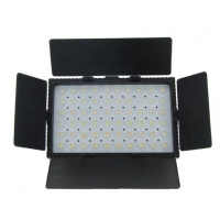 Falcon Eyes LED Lamp Set Dimbaar DV-405VC-K2 incl. Accu