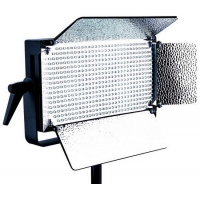Falcon Eyes LP-D500U LED lamp dimbaar op 230 V
