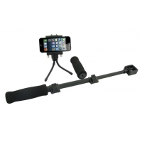 iPhone LED Lamp Monopod
