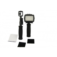 Tristar iPhone Monopod met LED Lamp 30-800B