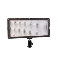 Bresser LED SL-448-A 26.9w /1.400LUX Bi-Color Slimline Video + Studiolamp