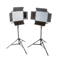 Bresser LED Foto-Video SET 2x LS-900 54W/8.860LUX