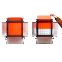 Menik LED LE-1080 oranje filter