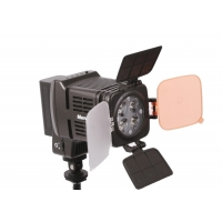 Menik S-10 video verlichting LED 4 x 5 W