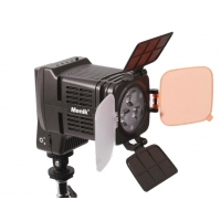 Menik S-11 video verlichting LED 3 x 4 W
