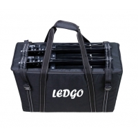 LedGo Soft Case for LG-1200 - 2pcs, tripods outside