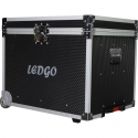 LedGo Trolley Hard Case M3 (voor 4 LED pan...