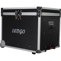 LedGo Trolley Hard Case M3 (voor 4 LED panels)